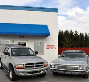 Auto Sales Building