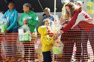 Easter Volunteer