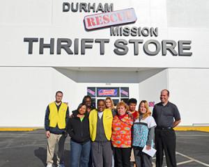 Thrift Store Chapel Hill Staff