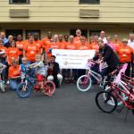 CareFusion-Bike-Donation